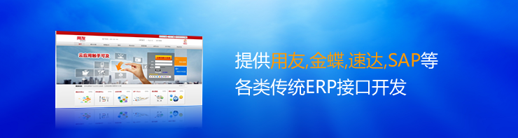 传统ERP接口定制开发