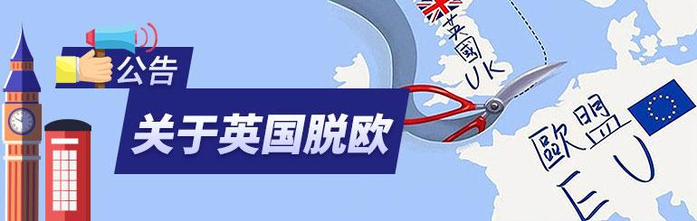 eBay-关于英国脱欧